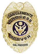 Process Server in San Clemente