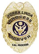 Process Server, Yorba Linda, California, Civil Legal Documents