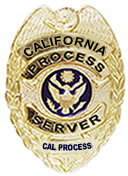 Registered process servers - Orange County